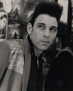 Robert Gordon (musician) American rockabilly musician
