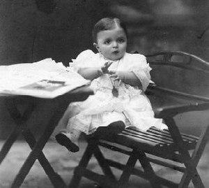 Roberto Weiss - Roberto Weiss, c.1909