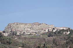 Panorama of Roccastrada