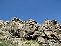Rock formations in Sierra de la Ventana.jpg