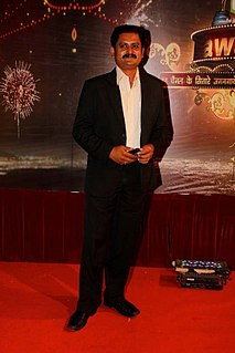 Rohitash Gaud Indian film and television actor (born 1966)