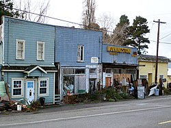 Old Town Rohnerville
