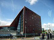 The Roland Levinsky Building - Arts Department of the University of Plymouth