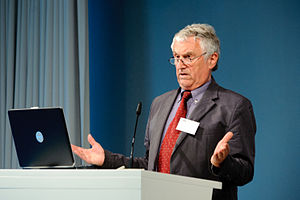Rolf Kreibich, futurologo
