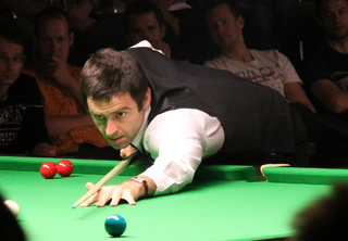 Maximum break Highest single score in cue sport Snooker