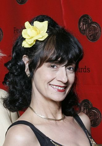 Rosie Flores - Rosie Flores at the 67th Annual Peabody Awards in 2008