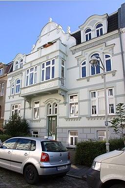 Schillerstraße in Rostock