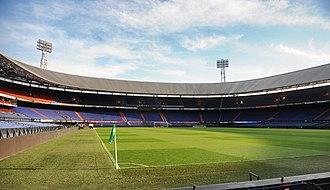 1971–72 European Cup - Image: Rotterdam De Kuip 9