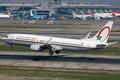 Royal Air Maroc Boeing 737-800 CN-ROE IST 2007-3-3.png