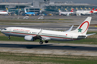 CN-ROE - B737 - Royal Air Maroc