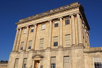 Bath Preservation Trust - Image: Royal Crescent, Bath 2014 09