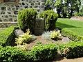 Ruchow Kirche Friedhof Grab Bolten 2011-05-24 131.JPG