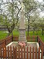Ruda, pomnik proboszcza parafii prawoslawnej Iwana Nikolajewicza Tusiewicza.jpg
