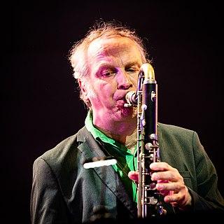 Rudi Mahall german jazz clarinetist and composer