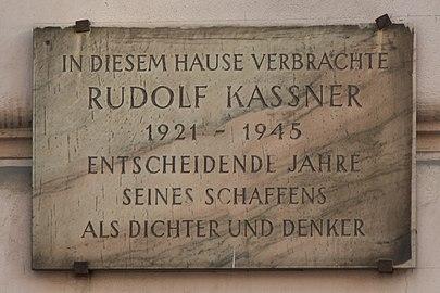 Rudolf Kassner plaque.jpg
