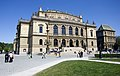 Rudolfinum Concert Hall - Prague, Czech Republic - panoramio.jpg