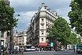Rue Danton & boulevard Saint-Germain, Paris 29 May 2017.jpg