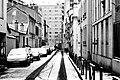Rue Santos-Dumont après la neige 2010.jpg