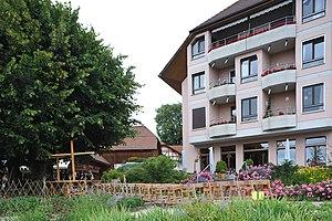 Walkringen - Nursing home at Rüttihubelbad