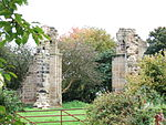 Ruins of Burscough Priory.JPG