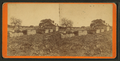 Ruins of slave quarters, Ft. George, from Robert N. Dennis collection of stereoscopic views.png