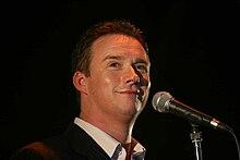 British tenor Russell Watson
