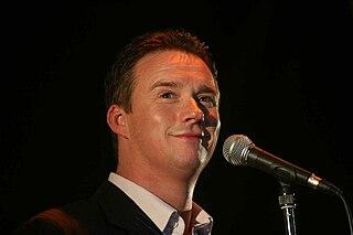 Russell Watson English tenor
