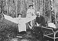 Russischer Photograph - Das gesellschaftliche leben im russischen Landhaus (Zeno Fotografie).jpg