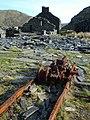 Rusty stuff at Rhosydd Quarry - geograph.org.uk - 1304408.jpg