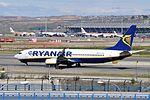 Ryanair, Boeing 737-8AS(WL), EI-EKP - MAD (22193082200).jpg