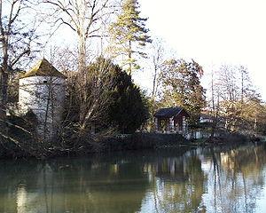 Sèvre Niortaise - The Sèvre Niortaise near Niort