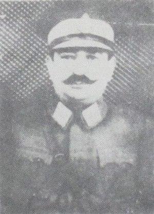 Süleyman Sabri Pasha - Image: Süleyman Sabri Pasha