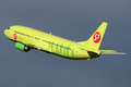 S7 Airlines Boeing 737-400 VP-BAN DME September 2009.png