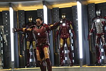 Iron Man 2008 film  Wikipedia