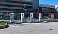 SMATRICS high performance charging site Designer Outlet Center Salzburg at Kasernenstraße 1 in Salzburg, Salzburg, Austria-site oblique left near PNr°0696.jpg