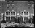 SOUTH FACADE, CREST ROOM WINDOWS - U. S. Military Academy, Building No. 674, West Point, Orange County, NY HABS NY,36-WEPO,1-60-8.tif