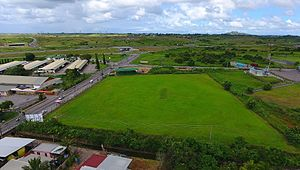 Debe - Image: STAPP 067 Debe Francis Seupaul Recreation Ground