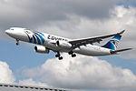 SU-GDT A330 Egyptair (14785170474).jpg