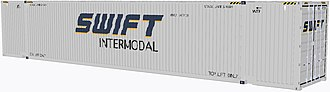 Swift Transportation - Image: SWIFT container