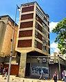 Sabana Grande Caracas. Bulevar de Sabana Grande. Calle Unión de Sabana Grande. Edificio Univel. Foto de Vicente Quintero.jpg