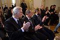 Saeimas priekšsēdētāja sveic Latvijas paralimpisko vienību un Almu Vītolu (23214435722).jpg
