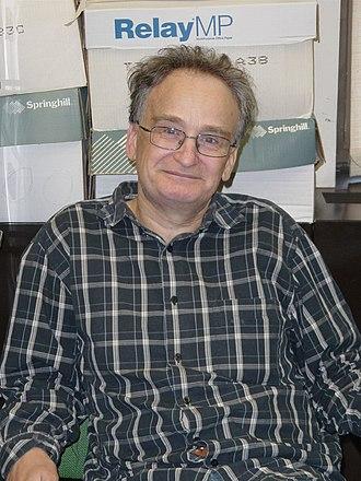 Saharon Shelah - Saharon Shelah, Rutgers University, 2005