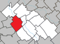 Saint-Bernard Quebec location diagram.png