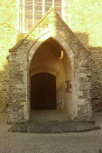 Église de fr:Saint-Georges-Montcocq