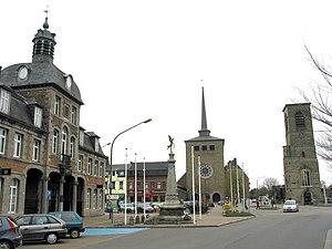 Saint-Ghislain - Image: Saint Ghislain JPG00
