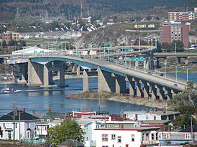 Pont Saint John Harbour