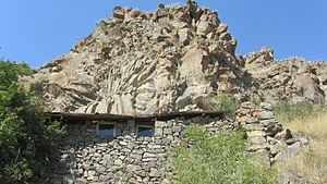 Angeghakot - Image: Saint Vardan in Angeghakot 11