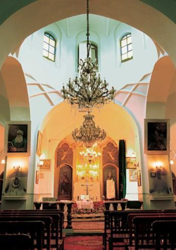 Saint hripsime church in qazvin.png