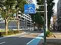 Saitama Prefectural Road Route 164 in Omiya-ku.jpg