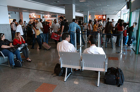 Lapangan Terbang Antarabangsa Dep. L. E. Magalhaes